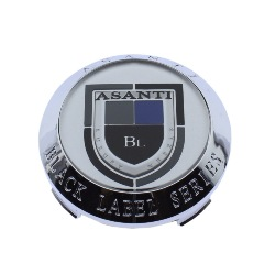 ASANTI BLACK LABEL CENTER CAP THUMBNAIL