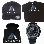 Shop Asanti Officially Licensed Apparel & Gear - Wheelacc.com