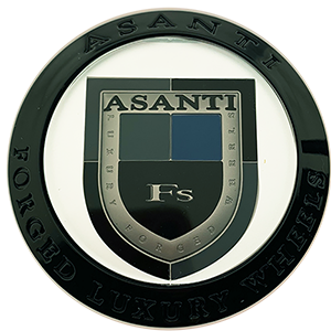 ASANTI CENTER CAP C-100B BLACK BEZEL (OLD LOGO)_THUMBNAIL