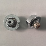 MOTO METAL WHEELS D72 REPLACEMENT CHROME RIVET