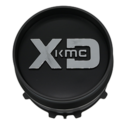 KMC XD SERIES F-XDAL145CP1-2-SB CENTER INNER PIECE ONLY SWATCH