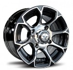 Shop Fairway Alloy Wheel FA133 Replacement Center Caps and Accessories - Wheelacc.com