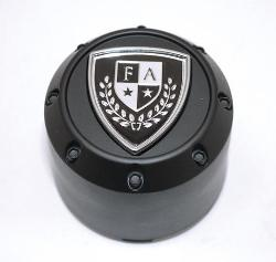 "FAIRWAY ALLOYS ""CREST"" CENTER CAP POP IN STYLE (FA-9908/FA-9909/FA-9910) SWATCH"