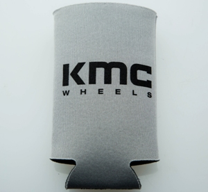 KMC CAN KOOZIE WHITE