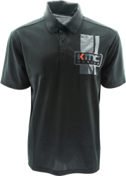 KMC WHEELS LOGO APPAREL POLO SHIRT