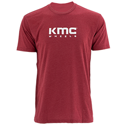 KMC BRAND LOGO SOFT TEE - CR MAIN