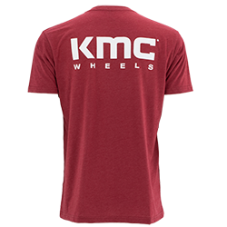 KMC BRAND LOGO SOFT TEE - CR SWATCH