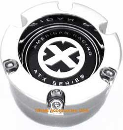 AMERICAN RACING ATX 391K101 CENTER CAP MAIN