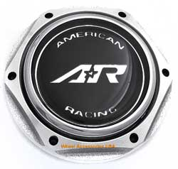 AMERICAN RACING 1242103016 CENTER CAP MAIN