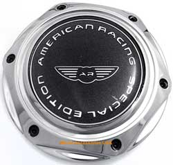 AMERICAN RACING 1258100011 CENTER CAP MAIN