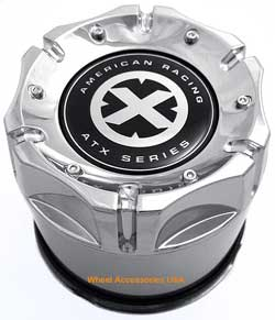 AMERICAN RACING ATX 1425000911 CENTER CAP MAIN