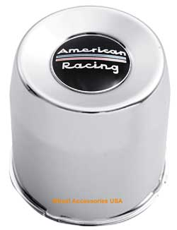 American Racing 1515002 Push Thru Center Cap Wheel