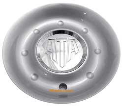 ATA H40 SILVER CENTER CAP MAIN