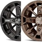 Shop MSA Powersport Wheel M17 Replacement Center Caps and Accessories - Wheelacc.com