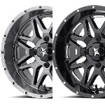 M26 VIBE REPLACEMENT ACCESSORIES CENTER CAP MSA ALLOY WHEELS