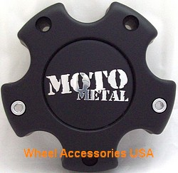 MOTO METAL 845L121S2 CENTER CAP MAIN