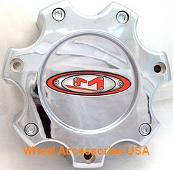 MOTO METAL 845L150C1 CENTER CAP MAIN