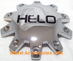HELO M875-2C CENTER CAP TOP PIECE ONLY MAIN