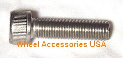 CAP SCREW 8MM 35MM m8x35 MAIN