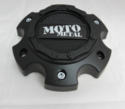MOTO METAL 1079L145AMO2SB CENTER CAP