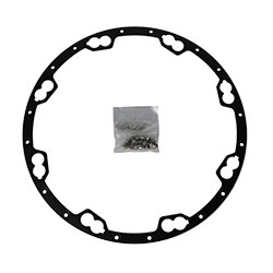 MOTO METAL MO979 SIMULATED BEADLOCK RING INSERT - SATIN BLACK MAIN