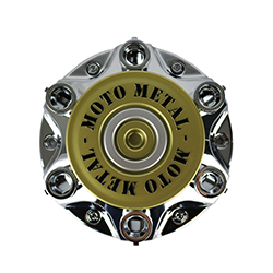 MOTO METAL MO979 REPLACEMENT CENTER CAP - CHROME SWATCH