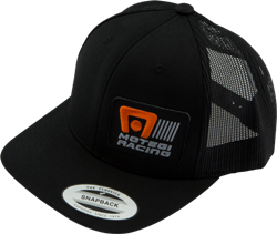 MOTEGI RACING LOGO APPAREL SNAPBACK CURVED BILL HAT