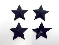 MSA WHEELS INTERCHANGEABLE CENTER CAP STARS (4PK) SWATCH