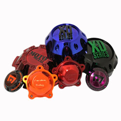 ADD CUSTOM COLOR TO YOUR CENTER CAP ACCESSORY XD MOTO METAL MOTEGI AMERICAN RACING KMC HELO ROCKSTAR