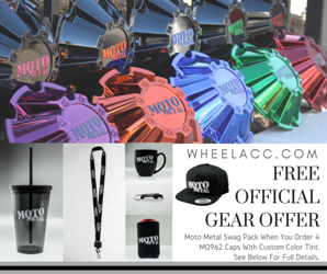 MOTO METAL BRAND PROMOTIONAL OFFER