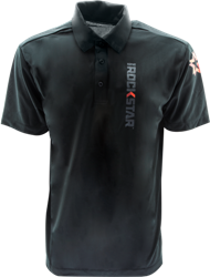 XD SERIES ROCKSTAR WHEELS LOGO APPAREL POLO SHIRT