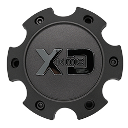 KMC XD SERIES S057L120ASG1-H34 CENTER CAP SWATCH