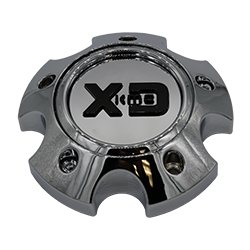 KMC XD SERIES S057L120CH1-H34 CENTER CAP SWATCH
