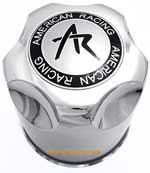 AMERICAN RACING 1425000S PUSH THRU PLASTIC CENTER CAP THUMBNAIL