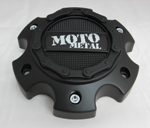 MOTO METAL 1079L121MO2SB CENTER CAP