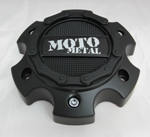MOTO METAL 1079L145MO2SB CENTER CAP