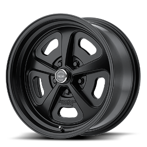 VN501 SATIN BLACK CENTER CAP