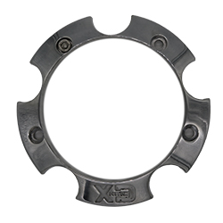 SHOP: KMC XD SERIES XD1455BASE2-POL BASE PLATE ONLY REPLACEMENT - Wheelacc.com THUMBNAIL