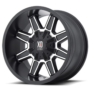 SHOP: KMC XD SERIES M-989SB CENTER CAP REPLACEMENT - Wheelacc.com THUMBNAIL