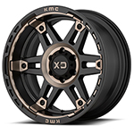 KMC XD SERIES WHEELS XD840 SPY 2