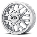 KMC WHEELS XD SERIES OFF-ROAD XD843 DUALLY WHEELS