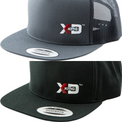 KMC AND XD SERIES LOGO APPAREL SNAPBACK CURVED BILL HAT