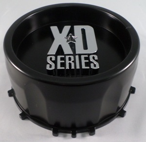KMC XD SERIES XD127 6X135 BULLY SATIN BLACK