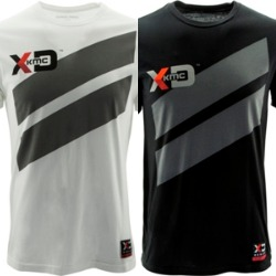 "XD SERIES ""CAUTION"" TSHIRT - WHITE OR BLACK THUMBNAIL"
