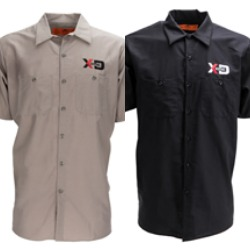 SHOP: XD SERIES WHEELS APPAREL RED KAP BUTTON UP SHIRT THUMBNAIL