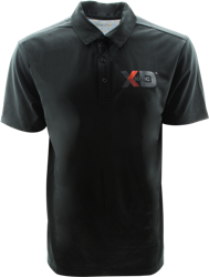 XD SERIES WHEELS LOGO APPAREL POLO SHIRT THUMBNAIL