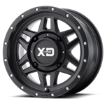 Shop KMC XS Series Powersport XS128 Wheel Replacement Center Caps and Accessories - Wheelacc.com