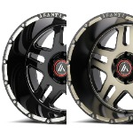 Shop Asanti Offroad Series AB809 Replacement Center Caps and Accessories - Wheelacc.com