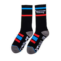 SHOP: AMERICAN RACING APPAREL SOCKS ARCREWSOCK1