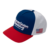 SHOP: AMERICAN RACING APPAREL HAT ARH109BKCV THUMBNAIL